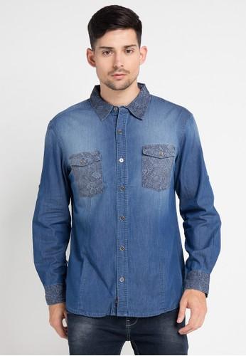 RA Jeans blue Mkm-001 RA626AA0VXVTID_1