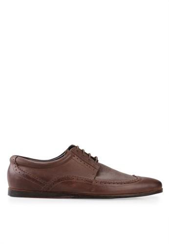 S.Baldo brown Mathew Casual Shoes SB324SH56KOLID_1