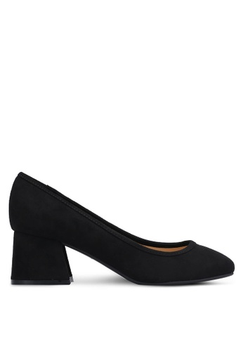 ZALORA black Chunky Heels 78B47SHC4A0E2BGS_1