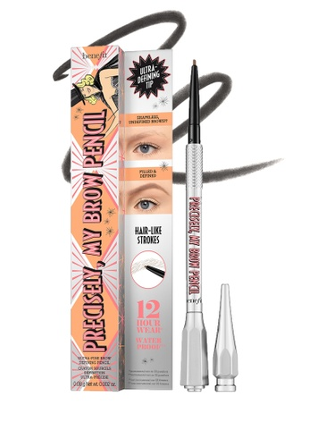 Benefit brown Precisely, My Brow Eyebrow Pencil - Shade 06 (Deep) BE433BE0FLN6SG_1