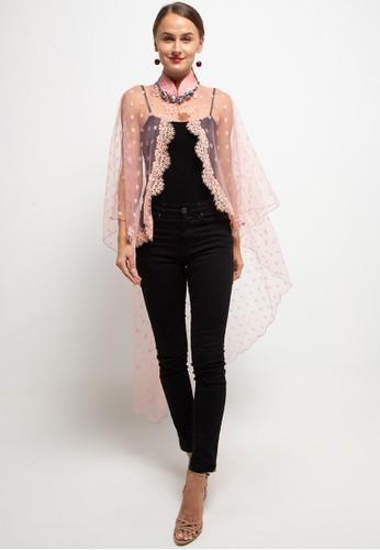 LUIRE by Raden Sirait pink Fm Bolero Buka Depan Ot 72E4FAA1921E8BGS_1