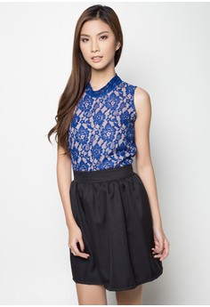 Juliet Colors and Shapes 5 Sleeveless Dress