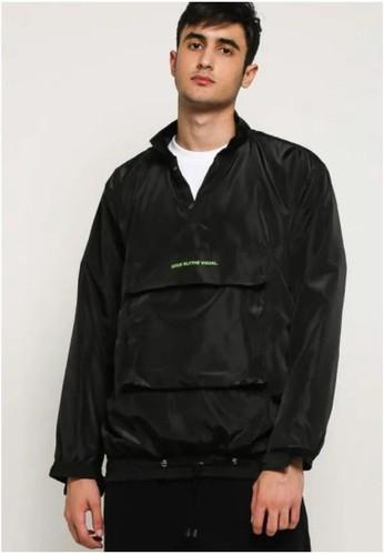 BLYTHÉ black Issue Bobbye Jacket Pria E47D2AAABB1567GS_1