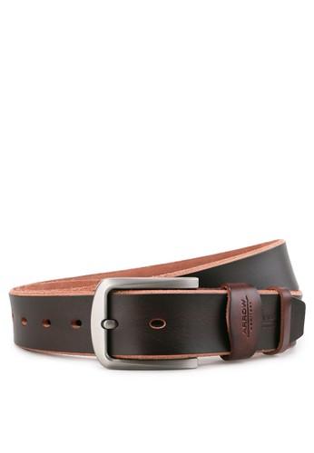 Arrow brown Arden CSA51 Belt D6D03AC3F6E8F2GS_1