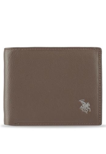 Swiss Polo brown Wallet 08285ACF52B3D1GS_1