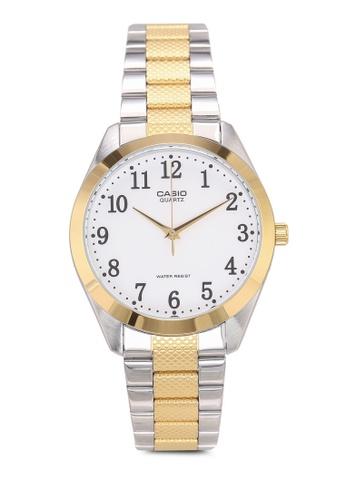 281bf703277 Shop Casio Casio MTP-1274SG-7BDF Watch Online on ZALORA Philippines