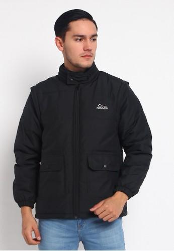 HEMMEH black Removable Sleeves Dutch Hemmeh E8D84AAE286E9CGS_1