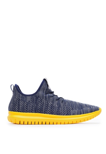Life8 blue Casual Breathable Shoes -09869-Blue C2AE7SH9847D2BGS_1