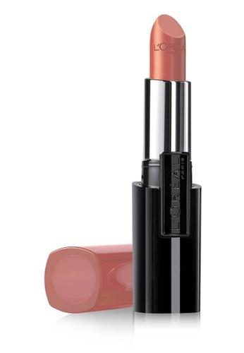 L'Oréal Paris pink L'Oreal Paris Infallible Le Rouge 423 Perpetual Peach A4175BEC3E1149GS_1