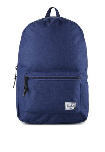 Herschel blue Settlement Backpack HE449AC0UDOSID_1