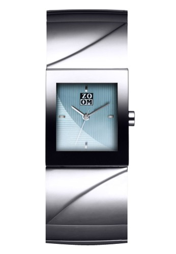 Zoom silver Casual Women's Watches ZM 3665L.1514 0F7FEACF555045GS_1