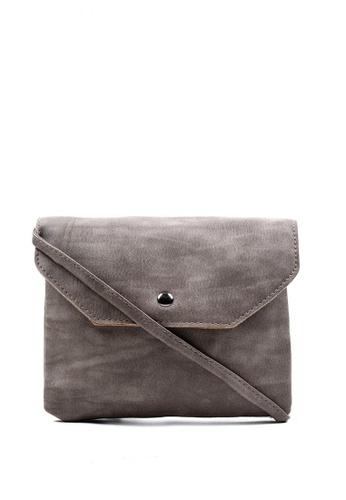Vintage Paris grey Barbara Cross Body Bag VI567AC0IN44PH_1