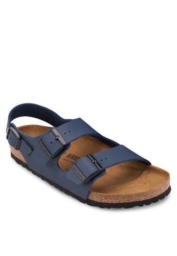 Milano 扣環繞踝涼鞋esprit台灣門市, 鞋, 鞋