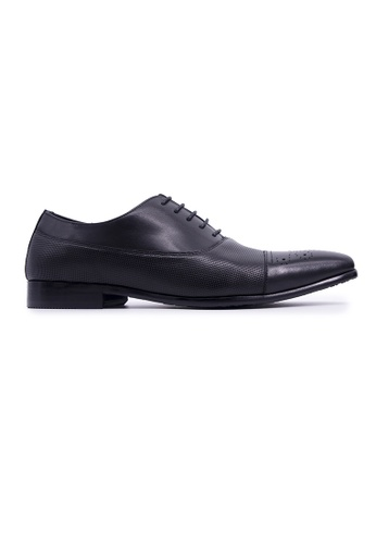 Hanson Bootmaker black Hanson Bootmaker Lace-up Oxford - Black 44C7FSH963C5C8GS_1