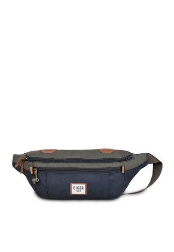 Eiger navy 1989 Nativer Waist Bag C74FCAC24C220DGS_1