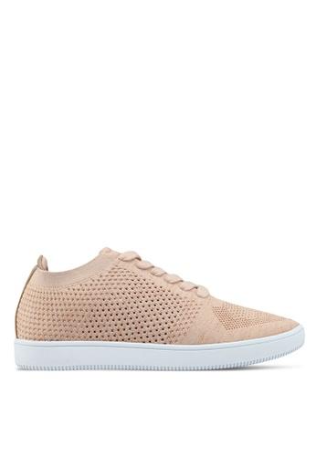 Bata beige Weaved Sneakers 71AFESH767FC82GS_1