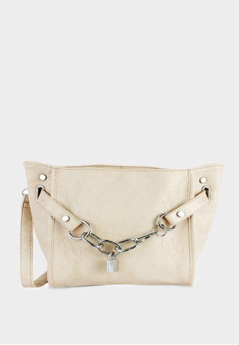 London Rag beige Women's Shoulder Bag BG5143 F575CAC4582FAEGS_1