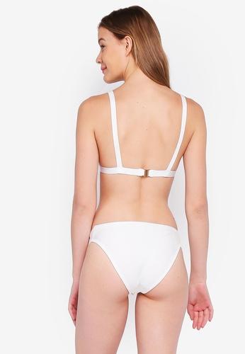 c710522907 Buy MISSGUIDED Cage Open Front Bandage Bikini Set Online on ZALORA Singapore