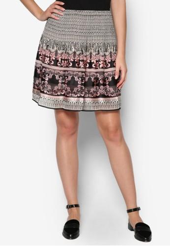 印花短裙, 服飾, esprit 羽絨外套裙子