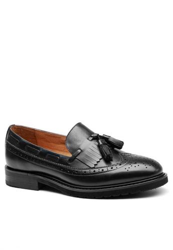 Twenty Eight Shoes Leather Tassel Loafer YM21046 51CEFSH26B8179GS_1