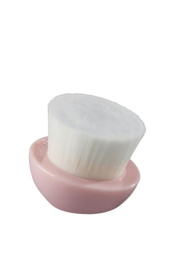 Tweezerman pink Tweezerman Complexion Cleansing Brush TW456BE78RBPSG_1