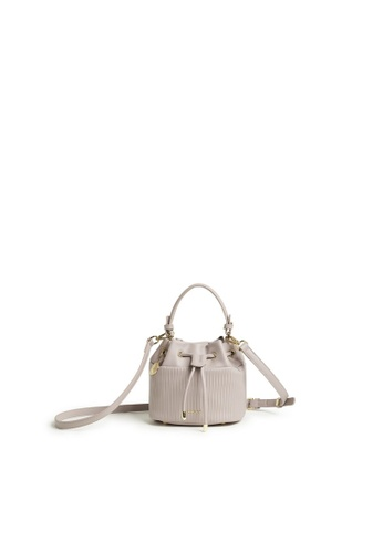 Tracey grey Tracey Small Melly Drawstring Bag 88F4CAC63DFFD3GS_1