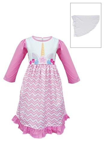 ODAIBA pink Muslim Anak-ODM 70 1/4 5B5F4KA34AFCFBGS_1