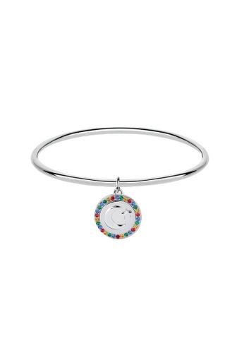 Morellato silver Cerchi Bracelet SAKM50 Steel Crystals 0C8FCACCC138E2GS_1