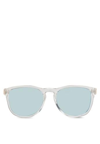 Sohesprit outlet尖沙咀o 反光方框太陽眼鏡, 飾品配件, 飾品配件