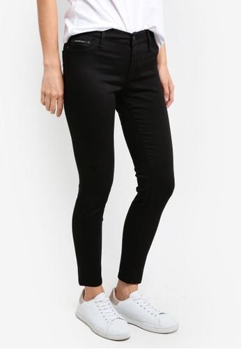 Calvin Klein black Black Jeans Leggings - Calvin Klein Jeans CA221AA0RWU0MY_1