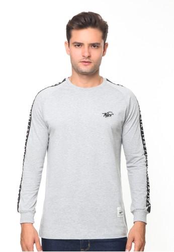 Endorse grey Endorse Tshirt Ls Ed NDRS 1945 Grey - END-RH011 90C00AA5A34CFCGS_1