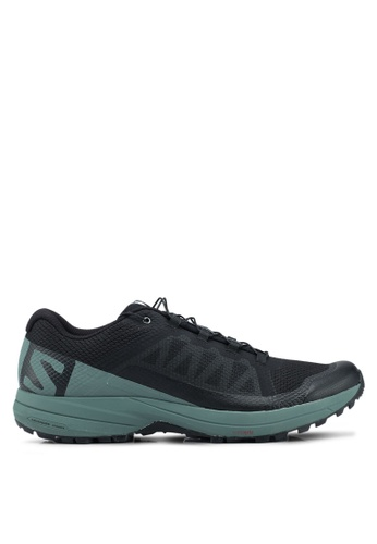 Salomon black Xa Elevate Shoes 0FE18SH9B55B2FGS_1