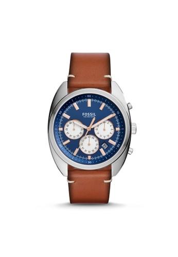 Fossil DRIFTER運動型男錶 CH3045, 錶類, zalora 折扣碼運動型
