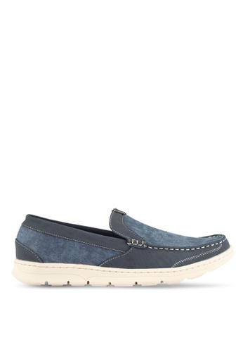 Rocklander blue Casual Loafers C9F6DSH67D6563GS_1