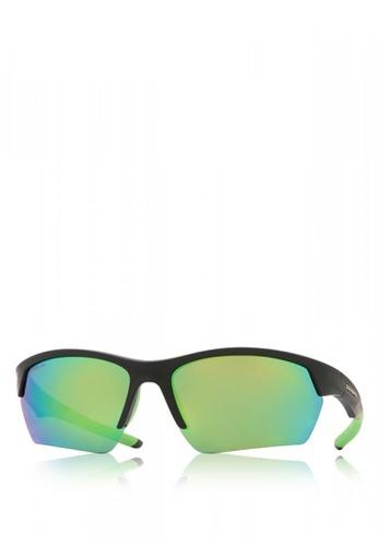 Sorrento black HD Polarized Sunglasses Spike #19G7 5FD68GLE0B7D0BGS_1