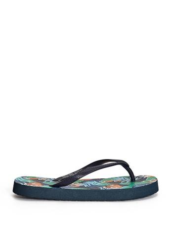 LC Waikiki blue Boy's Beach Flip-flops CA289KS7710C89GS_1
