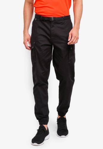 The North Face black TNF M Cotton Woven Pant - Ap TNF Black 745B1AAEE6D551GS_1