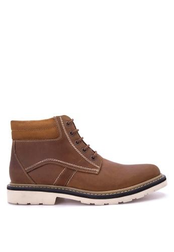 Gibi brown 981462 Boots GI342SH0IVZFPH_1