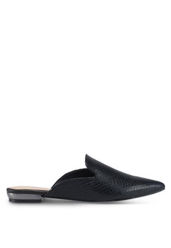 ALDO 黑色 Kederillan 懶人鞋 A8258SH24C96E9GS_1