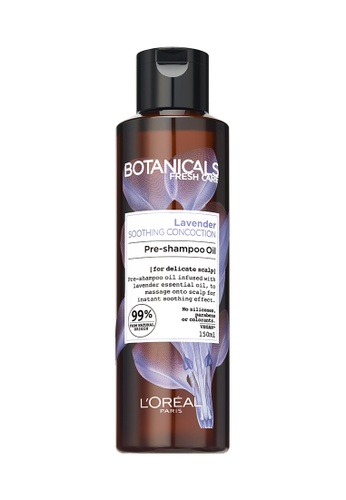 L'Oréal Paris Botanicals Lavender Soothing Pre-Shampoo Oil 60921BED884945GS_1