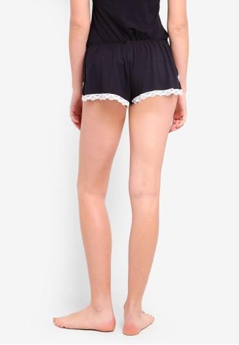DORINA black Romy Shorts AB750AA43DF41AGS_1