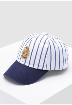 3db1c8d7d Polo Ralph Lauren blue Cotton Chino Sport Cap 5AE50AC64C9B9EGS 1
