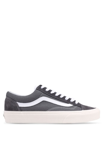 VANS grey Style 36 Retro Sport Sneakers 7CFE1SHED1E2EEGS_1