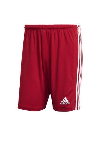 ADIDAS red adidas Squadra 21 Shorts 86867AA5EDA06BGS_1