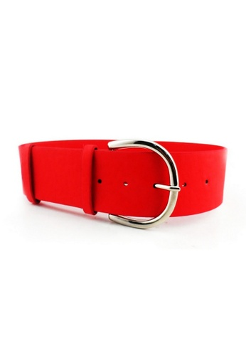 KLF KLF Titian Young Ladies Belts Red KL134AC0RPJWMY_1