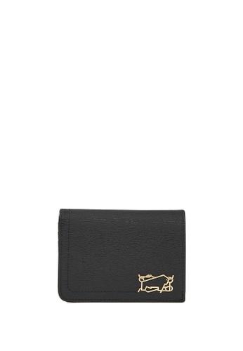 Braun Buffel black Thonet Card Holder with Notes Compartment 69B96AC03B55A9GS_1