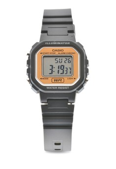Square Digital Watch LA-20WH-9A