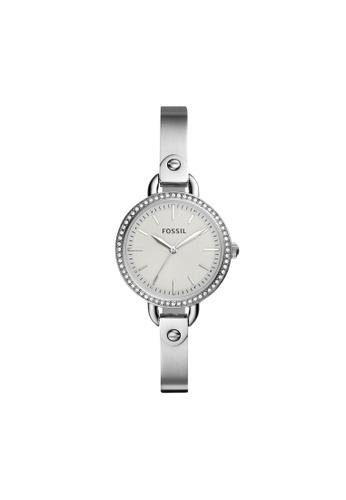 Fossil silver Classic Minute Watch BQ3162 FB4B9ACF1BF0F6GS_1