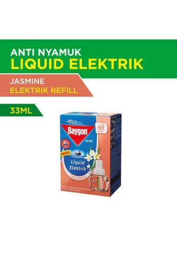 Baygon Baygon Liquid Electric Refill Jasmine 33ml F05CBESE19419BGS_1