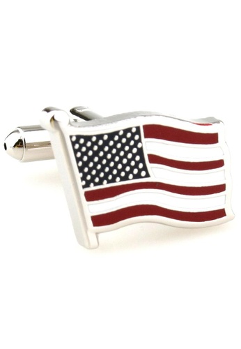 The Little Link Cufflinks Americano cufflinks TH089AC31NLGSG_1